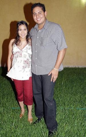 Lizeth y Toño Soto.