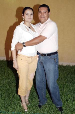 Marilú y Luis Durán.