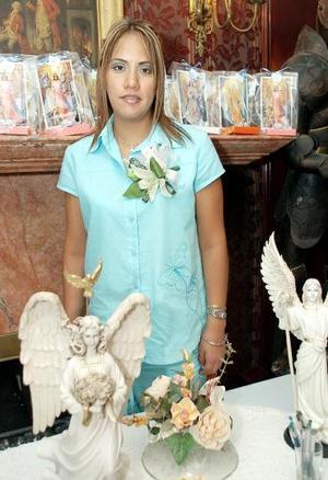 <b>28 de agosto 2005</b><p> Tania Marlene Lozano Cortés disfrutó de una fiesta de canastilla en honor al bebé que espera.
