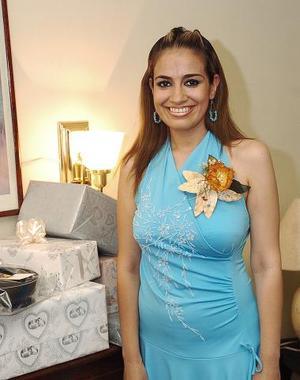 <b>30 de agosto 2005</b><p> Luz María Castañeda Diosdado.