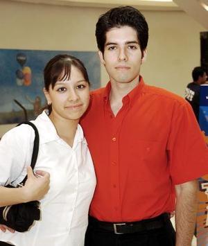 Ale Aguilar y Juan Carlos Sánchez.