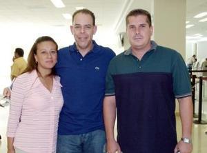 Arturo Ibarra viajó a Tijuana y fue despedido por Marilú y Gunter.