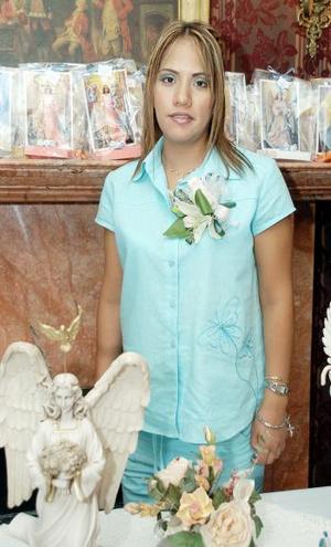 Con una fiesta de canastilla, celebraron erl cercano nacimiento del bebé de Tania Marlene Lozano Cortés.