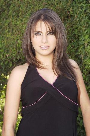 <b>04 de septiembre 2005</b><p> Zaira Estela Aguiñaga.