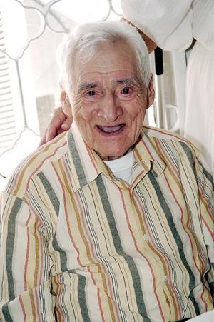 Don Tanilo Picaso cumplió 100 años de vida.