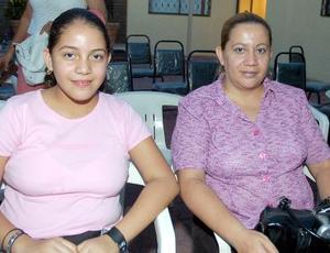 Gabriela Corral y Sarahí Jáquez.