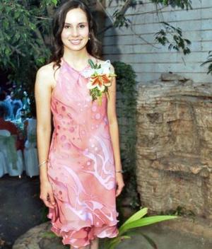 <b>06 de septiembre 2005</b><p> Alejandra Guerrero.