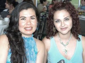 Cecilia de Salcido y Gretel de Quezada.