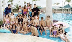 <b>08 de septiembre 2005</b><p> Cuauhtémoc Estrella Miñarro, celebró su onceavo cumpleaños, en compañía de sus amigos.