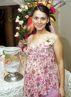<b>09 de septiembre</b><p> Sandra Villavicencio de Cárdenas.