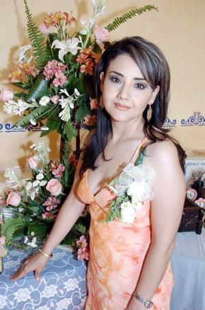 <b>09 de septiembre 2005</b><p> Esmeralda Gallegos de la Torre.