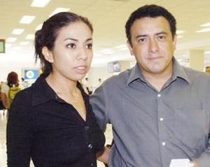 Alejandro Puebla fue despedido por Gladys Campa, antes de viajar al DF.