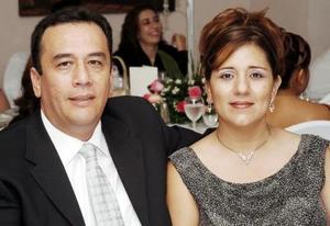 Hugo Hernández y Hortensia Hernández.