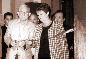 La Inauguración de la exposición se llevó a cabo en la Casa del Cerro.