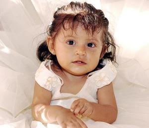 Catherine Huesca Cárdenas, el día que celebró su cumpleaños.