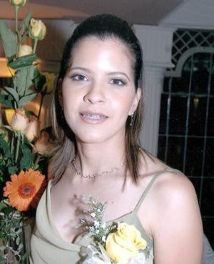 <b>15 de septiembre 2005</b><p> Ingrid Lisbette Ávila Hernández.