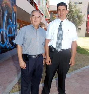 Rubén Rodríguez y Rafael Gutiérrez.
