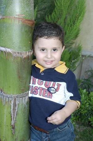 Sami Gidi Guerra festejó su tercer cumpleaños, con un divertido convivio infantil.