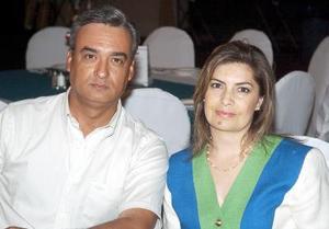 Ángel y Ángeles Montes.