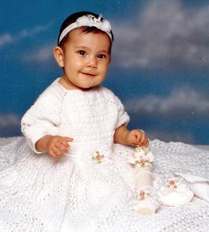 Eira Noemí Santibáñez Rodríguez; hijita de Christian Santibáñez Rodríguez y Eira Yadira Gutiérrez Torres.