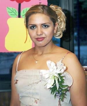 Beatriz Adriana Guerrero Castro, captada en su última despedida.