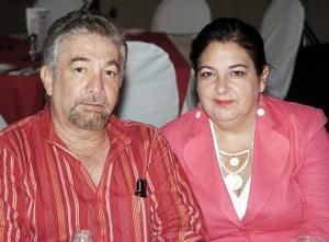 Federico Perabeles y Ana de Perabeles.