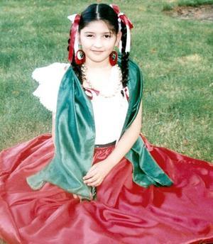 <b>21 de septiembre 2005</b><p> Marisol Rodríguez, captada en un festival con motivo de las fiestas patrias.