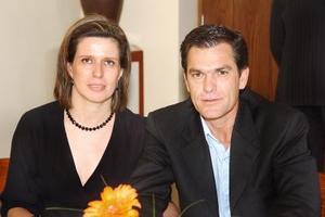 Lorena de Cabranes y José Ramón Cabranes.