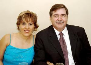 Paty Gutiérrez y Donato Gutiérrez