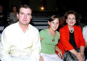 Antonio González Zertuche, Nonis Dueñes González y Leonor de Zertuche