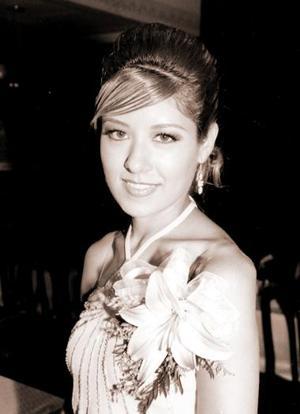 Elena Jáuregui fue despedida de su soltería en días pasados.