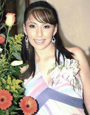 Nancy Araceli Fraire López disfrutó de una fiesta de despedida de soltera