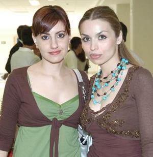 Mirvat jalil y Cinthia Nevárez viajaron a Dallas.