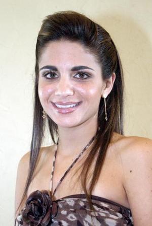 Alejandra Batrse Murra.