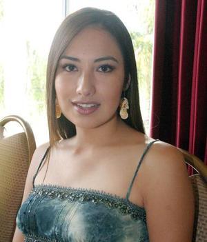 Brenda Dávila.