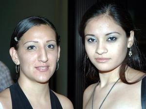 Gabriela García y Brenda Ortega.