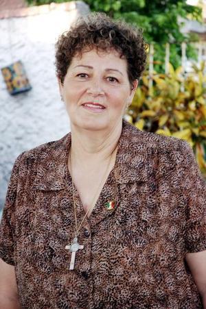 Leticia Thompson de Zamudio celebró su cumpleaños con emotivo festejo, organizado por Guadalupe Agüero de Jardón.