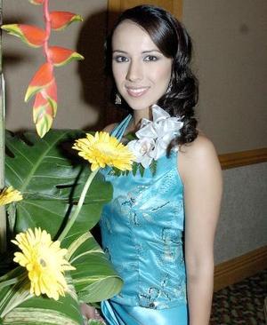 Carolina de la Garza Betancourt.
