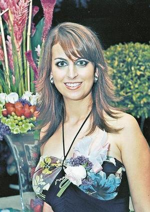 <b>29 de septiembre 2005</b><p> Sofía Zarzar Handal.