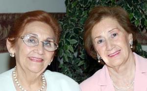 Guille de Villarreal y Lolita de Rebollo.