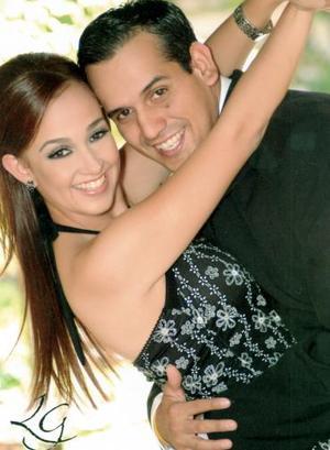 Karla Sofía Gutiérrez Siller y Mauricio Herrera Rodríguez.