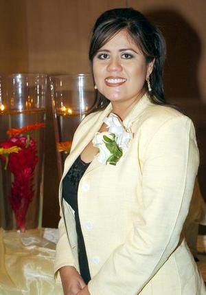 Claudia Marsela Adame Ponce.