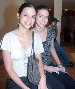 Cecilia y Daniela Murra.