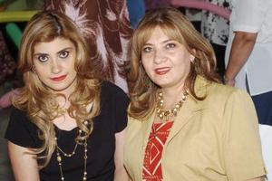 <b>02 de octubre de 2005</b><p> Sandra Hernández de la Rosa y Fabiola Hernández de Ramos