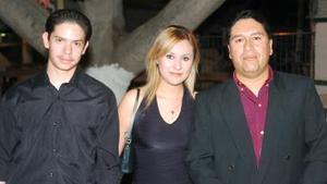 Luis Gerardo Jr. Gelly Morales y Jesús Morales.