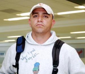 <b>04 de octubre 2005</b><p> Francisco Aguilera Perales, llegó a Torreón procedente de Lexinton.