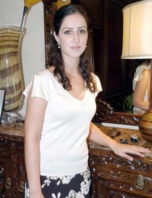 <B>05 de octubre de 2005</b><p> Begoña Zarragoicoechea Quiñones.