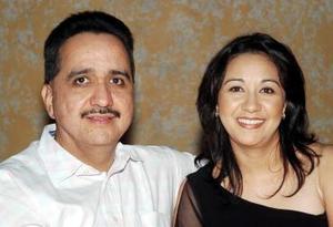 Gilberto y Rosario Cordero.