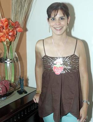 Laurencia González Martínez.