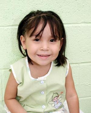 Con motivo de su tercer cumpleaños, Diana Paulina Luna Holguín fue festejada con un convivio.